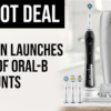 Get An App-Connected Oral-B 6500 Brush For Under £60 In The Amazon Sale