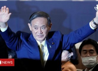 Yoshihide Suga picked by Japan's governing party to succeed Shinzo Abe