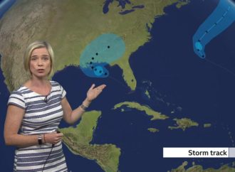 Hurricane Sally intensifies as southern US states alert residents