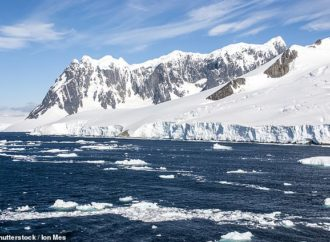 Melting of ice sheets could add up to 16 inches to global oceans by 2100