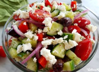 My Big Fat Greek Salad Recipe