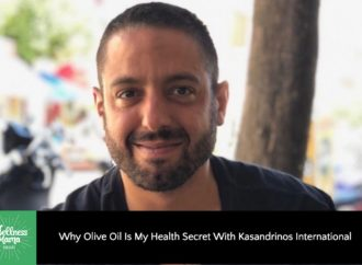 Why Olive Oil Is My Health Secret With Kasandrinos International