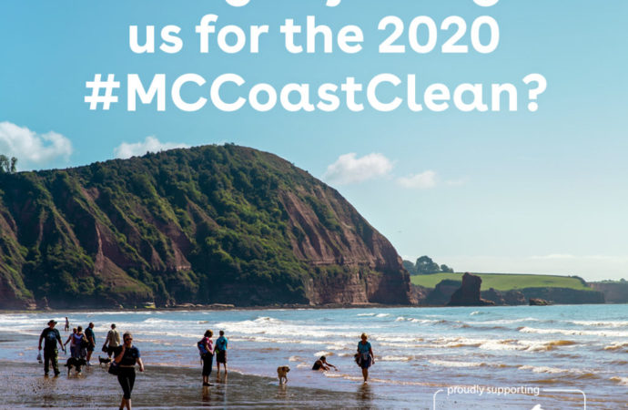 Why have we chosen to partner with the Marine Conservation Society for this years #MCCoastClean?