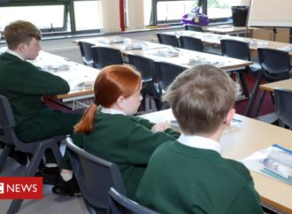 Coronavirus: Return to schools 'good day for young people'