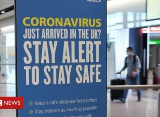 Coronavirus: Second £1,000 fine issued in NI issued for travel breach
