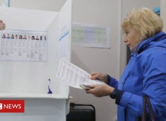 Russia: Local elections test Kremlin party's grip on power
