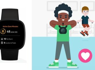 Fitbit adds Active Zone Minutes update to Versa, Versa 2, Ionic