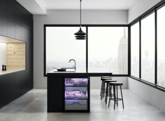 Miele And Agrilution Bring Vertical Farming Tech To Europe's Kitchens