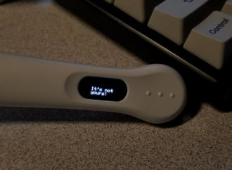 Expensive pregnancy testing sticks turn out to have very analogue internals when it comes to getting results • The Register