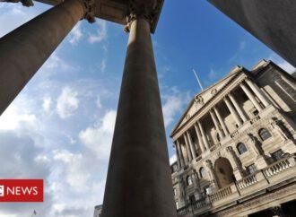 Coronavirus: UK interest rates slashed again in emergency move