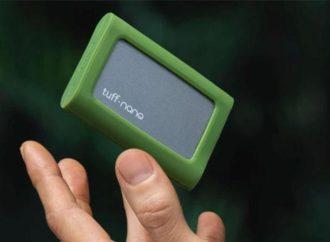 CalDigit Tuff nano is super fast SSD drive