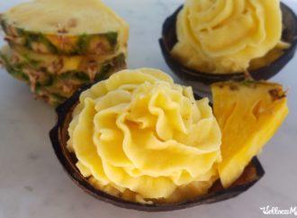Homemade Pineapple Whip Recipe (Like Dole Whip)
