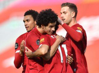 Brighton vs Liverpool LIVE: Latest Premier League updates tonight