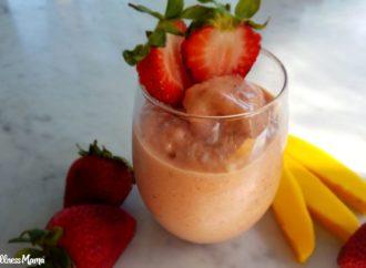 Fruit Smoothie Sorbet Recipe | Wellness Mama