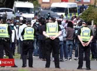 Crowd delays funeral for Glasgow knife attacker Badreddin Abadlla Adam