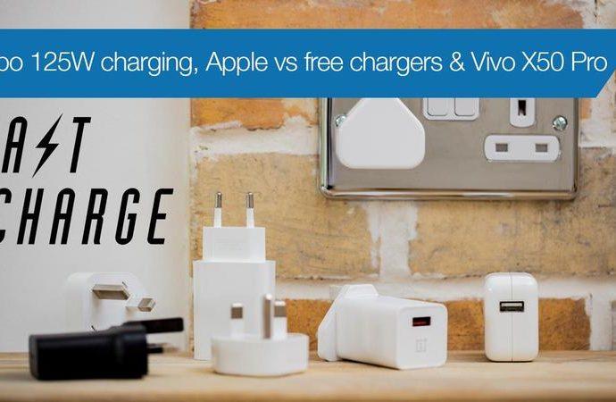 Oppo 125W charging, free chargers & Vivo X50 Pro- Tech Advisor