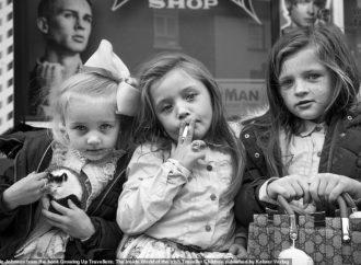 Striking images of Irish traveller children