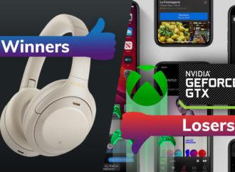 Sony's WH-1000XM4's wow, Apple shuns xCloud