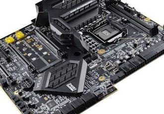 EVGA unveils EVGA Z490 Dark K|NGP|N limited edition motherboard