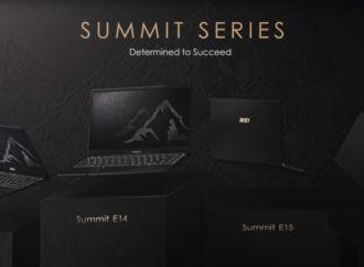 MSI breidt aanbod zakelijke notebooks uit met Summit Series